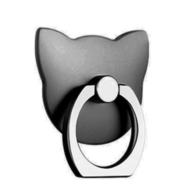 Cat Finger Ring Holder For Smartphone And iPhone
