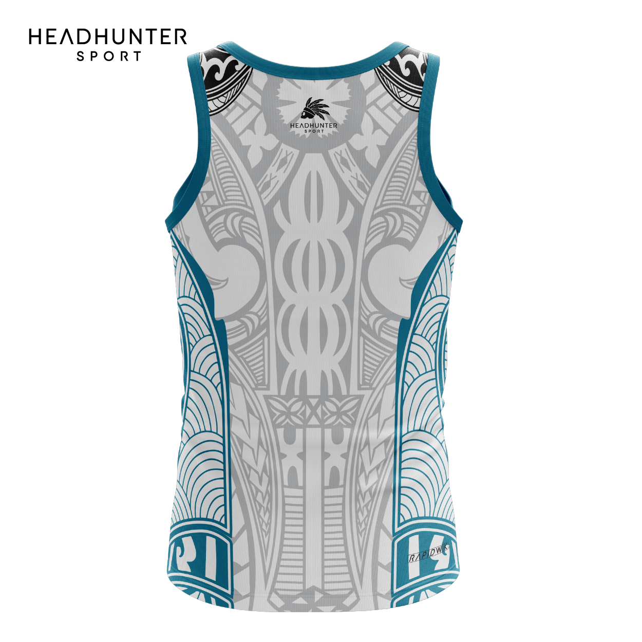 HSBC RUGBY 7S SERIES SINGAPORE 2019 MERCHANDISE FIJI SINGLET