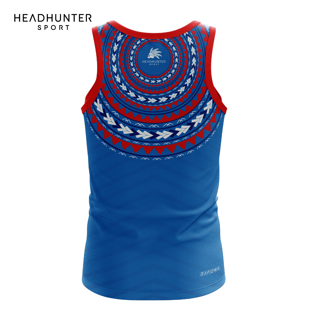 HSBC RUGBY 7S SERIES SINGAPORE 2019 MERCHANDISE SAMOA SINGLET