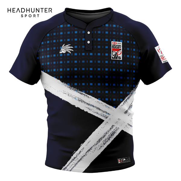 HSBC RUGBY 7S SERIES SINGAPORE 2019 MERCHANDISE SCOTLAND JERSEY