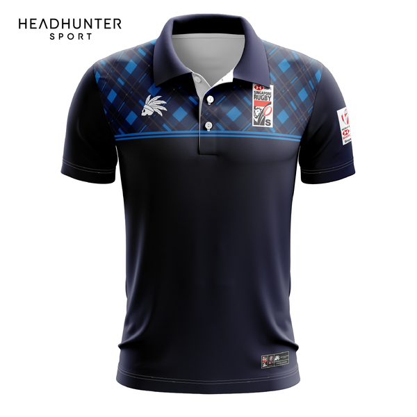HSBC RUGBY 7S SERIES SINGAPORE 2019 MERCHANDISE SCOTLAND POLO