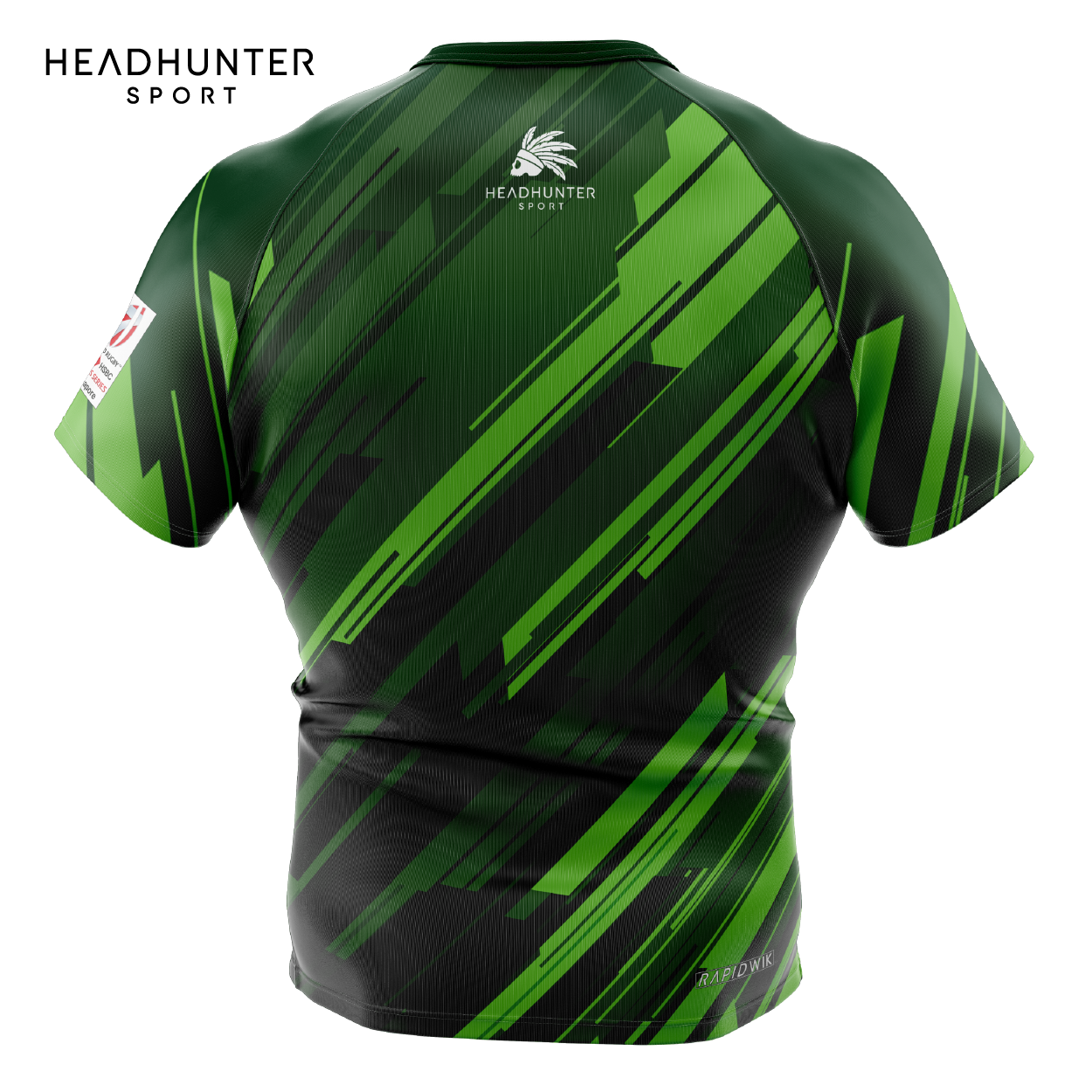 HSBC RUGBY 7S SERIES SINGAPORE 2019 MERCHANDISE SOUTH AFRICA JERSEY