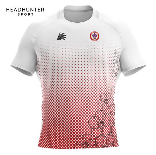 SINGAPORE RUGBY UNION AWAY JERSEY