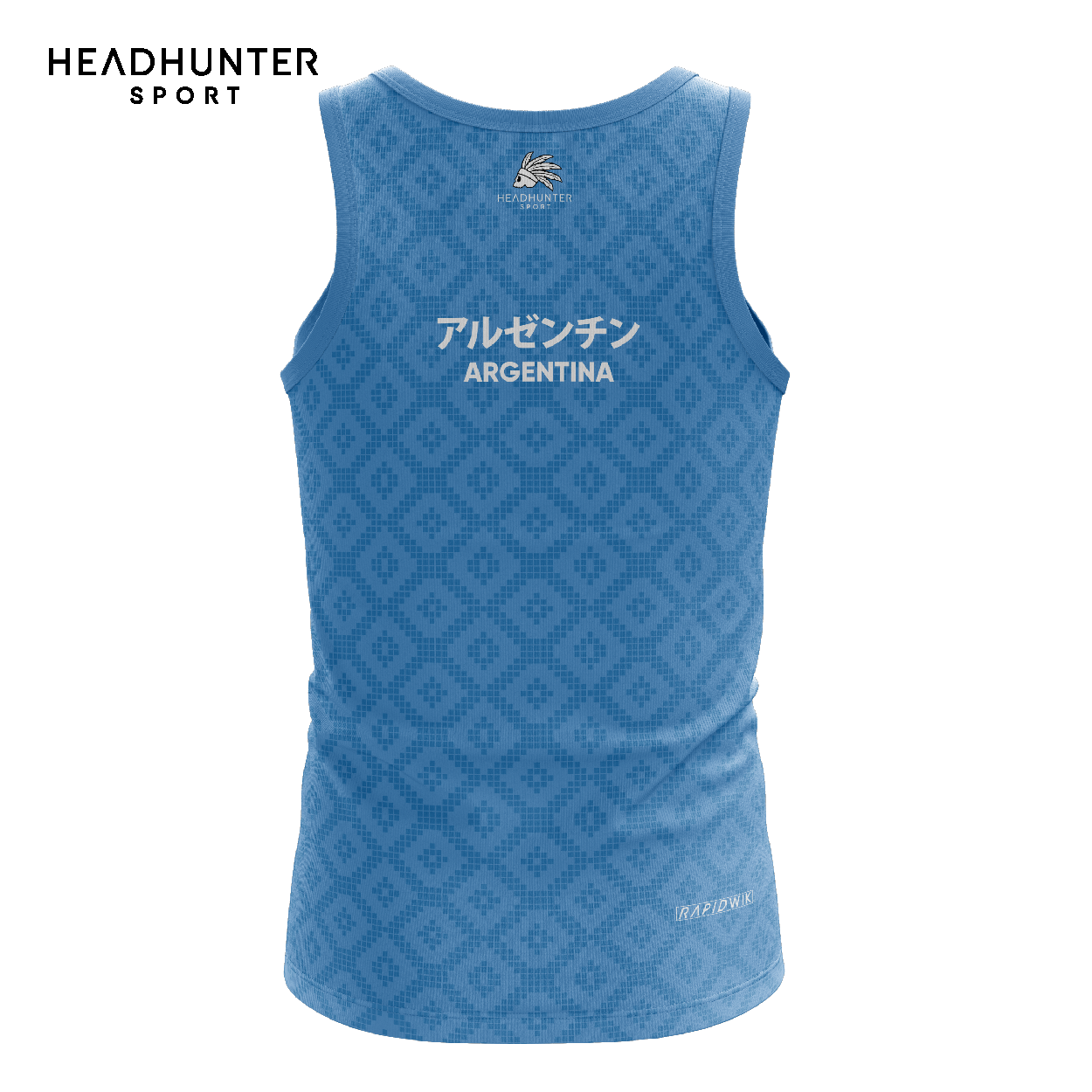 PROJECT JAPAN - ARGENTINA SINGLET