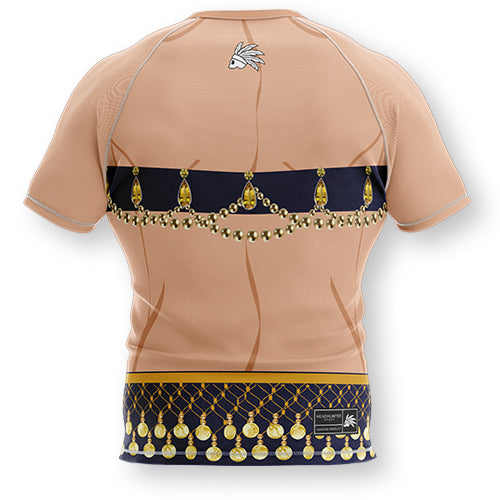 BELLY DANCER RUGBY JERSEY