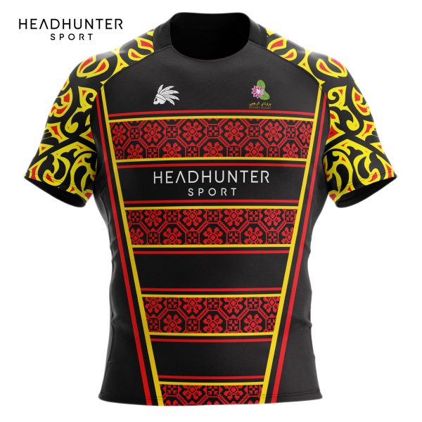 BRUNEI NATIONAL RUGBY JERSEY 2018