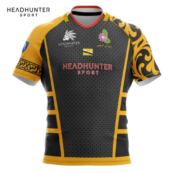 BRUNEI NATIONAL RUGBY 7'S JERSEY