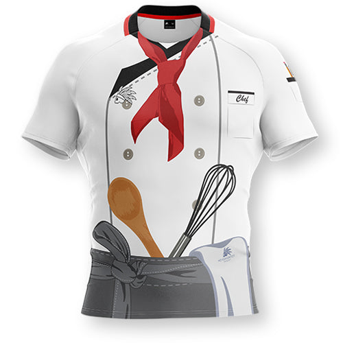 CHEF RUGBY JERSEY