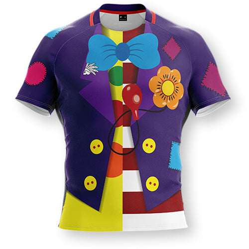CLOWN RUGBY JERSEY