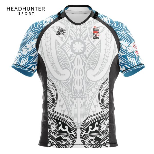 HSBC RUGBY 7S SERIES SINGAPORE 2018 MERCHANDISE FIJI JERSEY