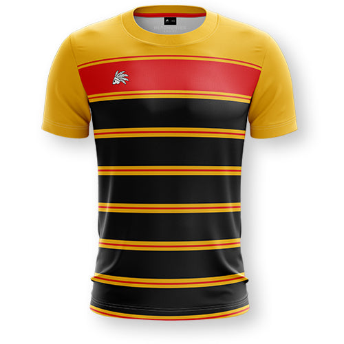 H3 RUGBY T-SHIRT