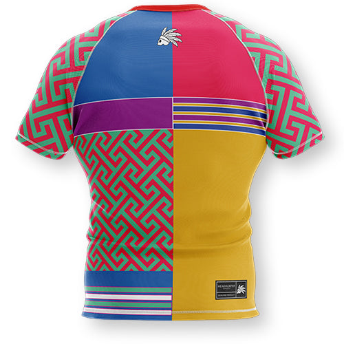 M4 RUGBY JERSEY