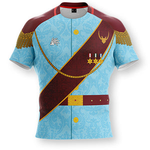 PRINCE CHARMING RUGBY JERSEY