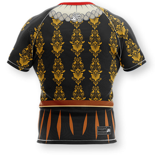 RENAISSANCE RUGBY JERSEY