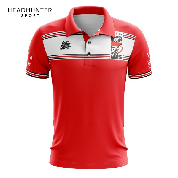 HSBC RUGBY 7S SERIES SINGAPORE 2018 MERCHANDISE P2 POLO