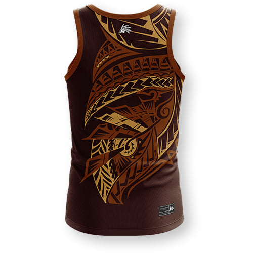 T4 RUGBY SINGLET