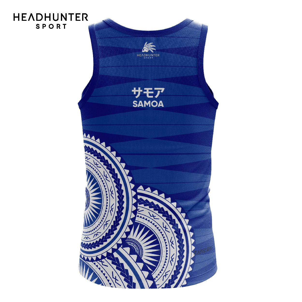 PROJECT JAPAN - SAMOA SINGLET
