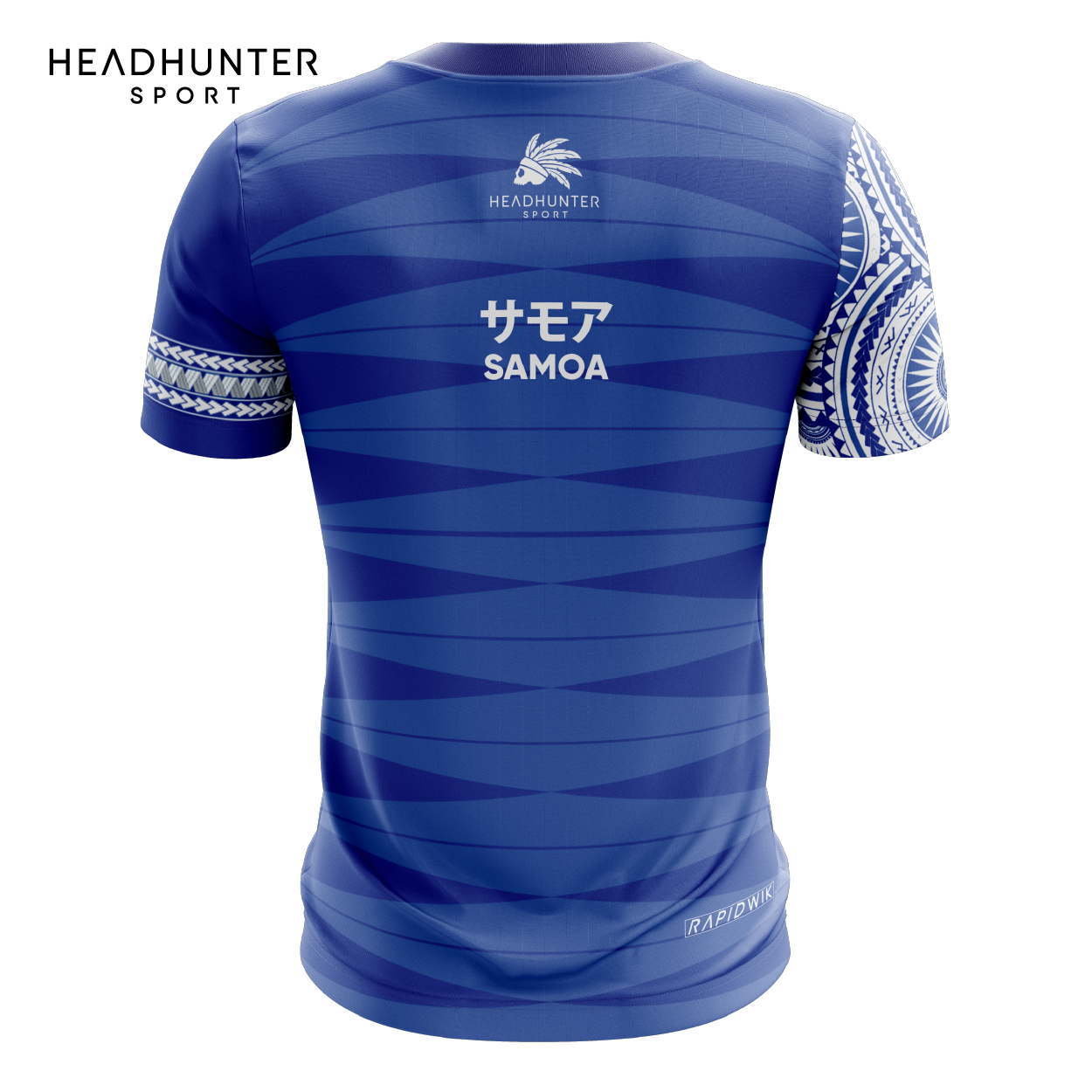 PROJECT JAPAN - SAMOA TSHIRT