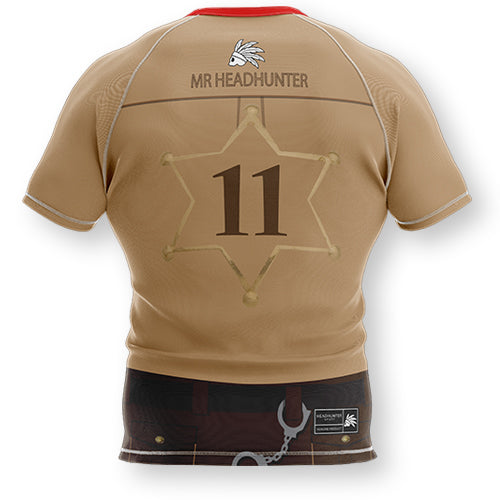 SHERIFF RUGBY JERSEY