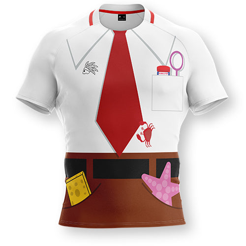 OFFICE BOY RUGBY JERSEY