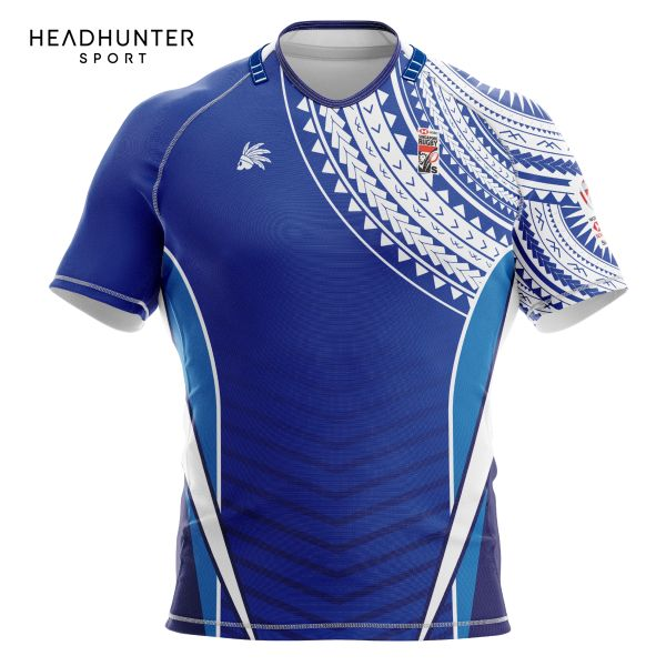 HSBC RUGBY 7S SERIES SINGAPORE 2018 MERCHANDISE SAMOA JERSEY