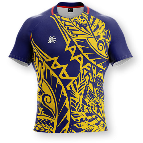 T8 RUGBY JERSEY