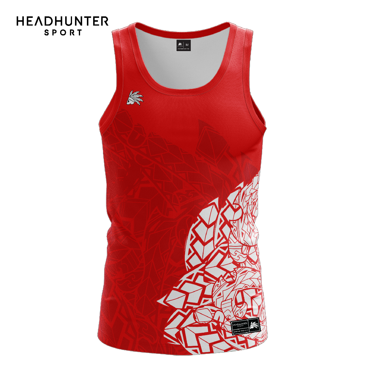 PROJECT JAPAN - TONGA SINGLET