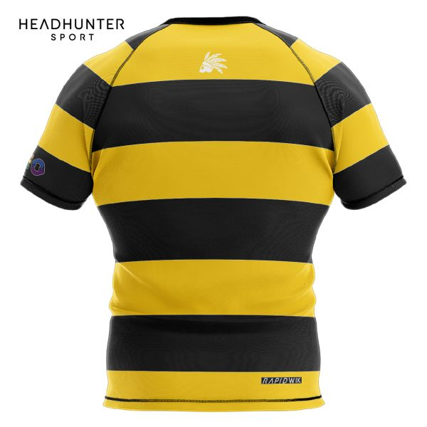 UNIVERSITY OF YORK RUFC 1ST XV JERSEY