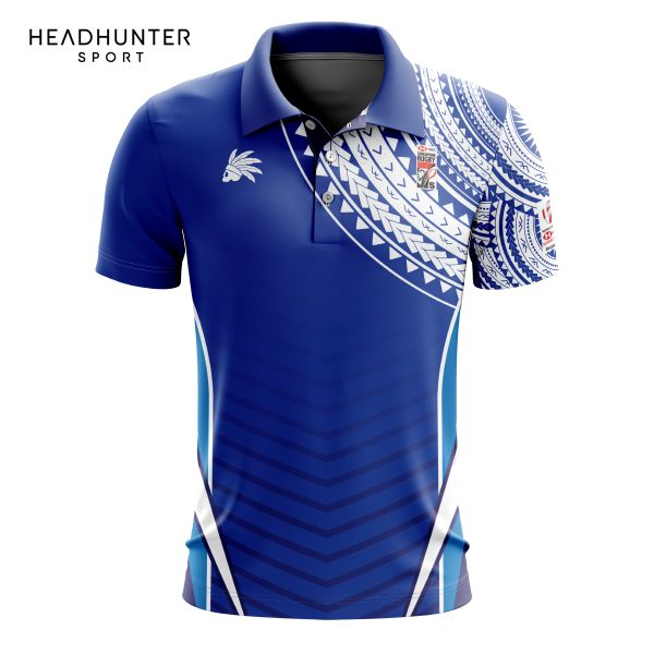 HSBC RUGBY 7S SERIES SINGAPORE 2018 MERCHANDISE SAMOA POLO
