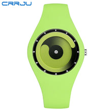 High Quality Casual Simple Style Silicone Strap Quartz Watch for  Women and  Men.