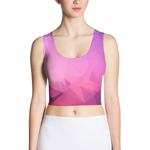 RunProud Women's Running Crop Top