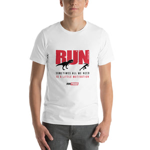 A Little Motivation - Short-Sleeve Unisex T-Shirt