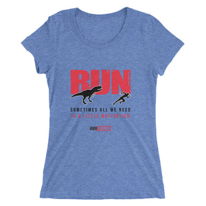 A Little Motivation - Ladies' Short Sleeve T-shirt
