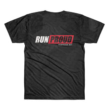Eat Sleep Run - Sports Running T-Shirt