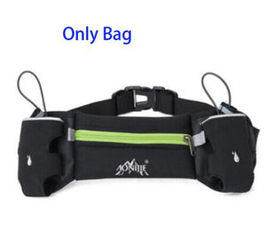 Aonijie Running Hydration Waist Pack with 2 Bottles