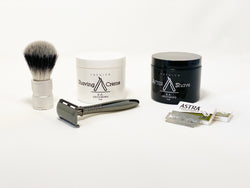 The Complete BA Shaving System