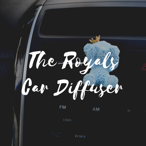 """The Royals"" Car Diffuser"
