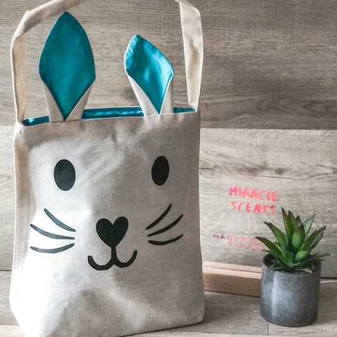 Personalised Soft Easter Bags