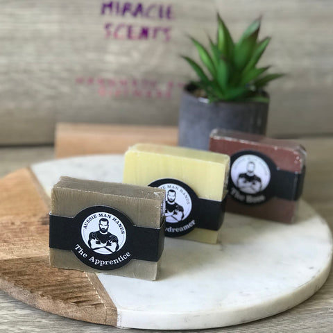 Scrub Soap Bars