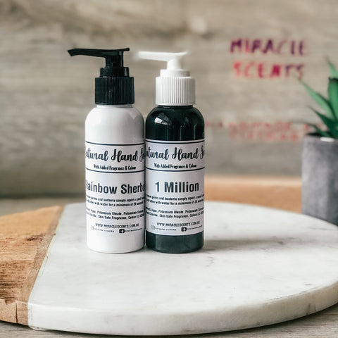 His and Hers Natural Hand Soap