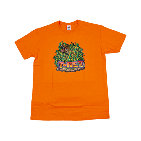 "SS20 ""Original Dino"" Logo T-Shirt (Orange)"