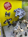 Fext System - FOR BRICKS [SET of 3]
