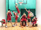 Diorama 01 (Basketball court)
