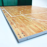 Diorama 01 (Basketball court) - Set A+B