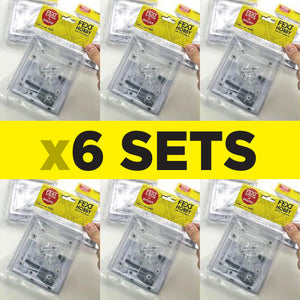 Fext System - FOR BRICKS [Set of 6]