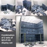 Sci-Fi 04 display set (Pre-order)