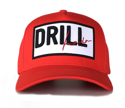 Drill London Patch Baseball Cap - Taelor Boutique