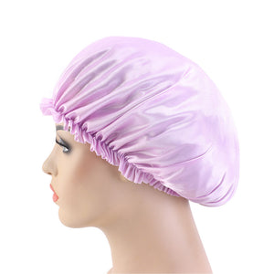 Lavender Silky Bonnet - Taelor Boutique