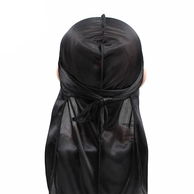 Black Kids Silky Durag - Taelor Boutique