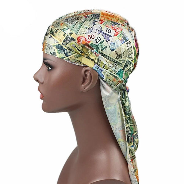 Money Silk Durag - Taelor Boutique